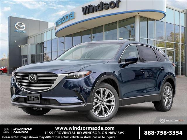 2021 Mazda CX-9 GS-L (Stk: C952677) in Windsor - Image 1 of 22