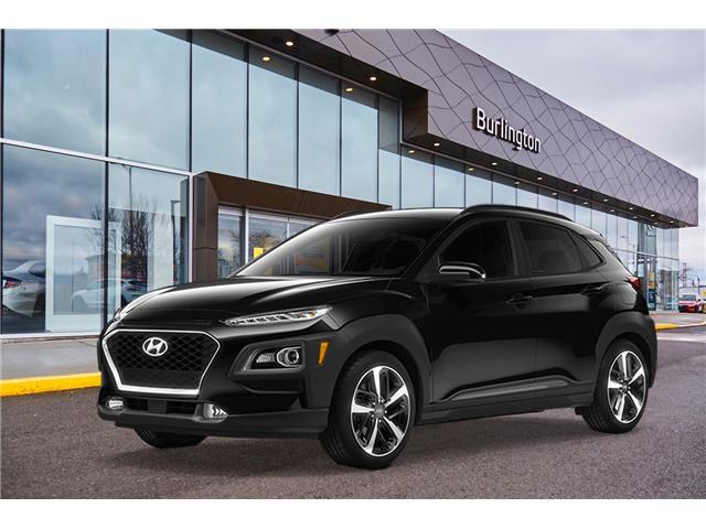 2021 Hyundai Kona EV Preferred w/Two Tone (Stk: N2762) in Burlington - Image 1 of 3