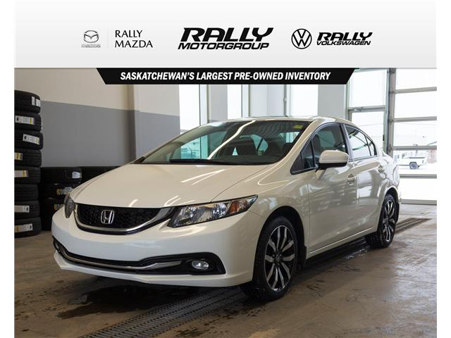 2015 Honda Civic Touring (Stk: V1426) in Prince Albert - Image 1 of 16