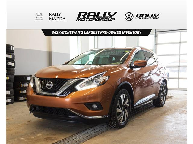 2017 Nissan Murano  (Stk: V1427) in Prince Albert - Image 1 of 14
