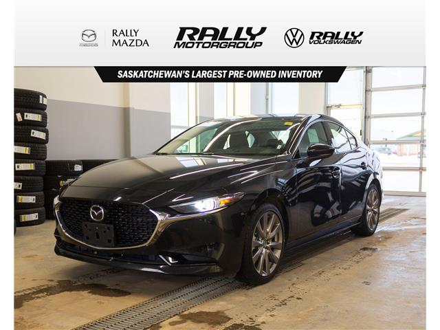 2019 Mazda Mazda3  (Stk: V1429) in Prince Albert - Image 1 of 14
