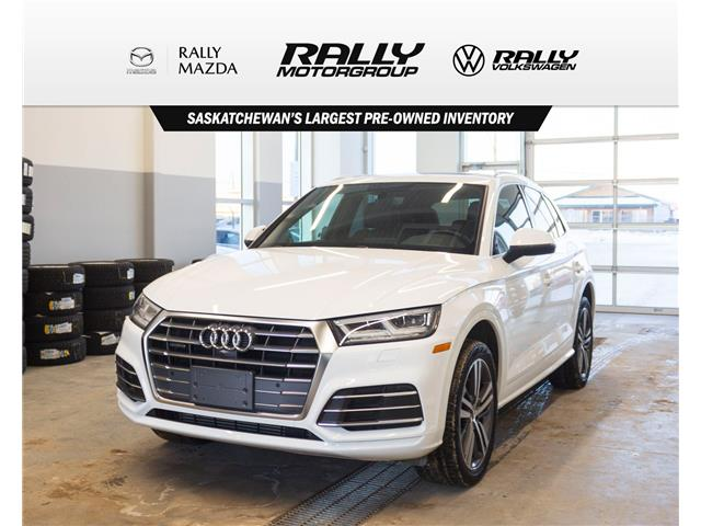 2018 Audi Q5 2.0T Technik (Stk: V1430) in Prince Albert - Image 1 of 16