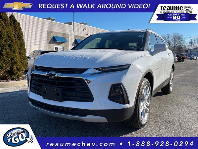 2021 Chevrolet Blazer True North (Stk: 21-0305) in LaSalle - Image 1 of 6