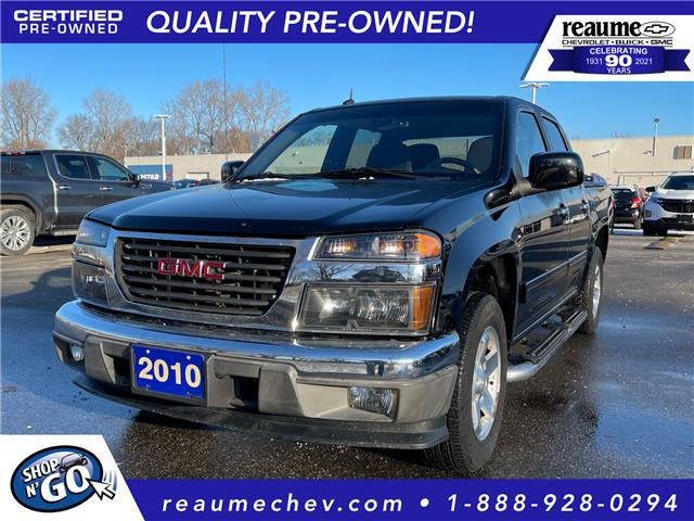 2010 GMC Canyon SLE 1GTDSFD96A8121867 20-0209A in LaSalle
