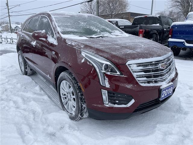 2018 Cadillac XT5 Base (Stk: 21027A) in Cornwall - Image 1 of 28