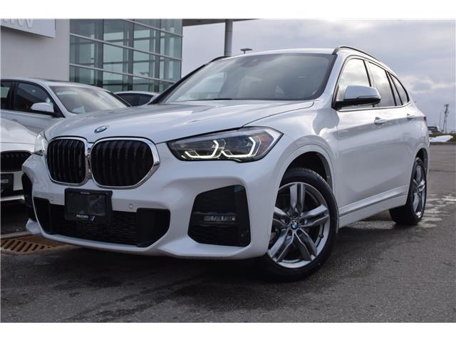 2021 BMW X1 xDrive28i (Stk: 1S35439) in Brampton - Image 1 of 12