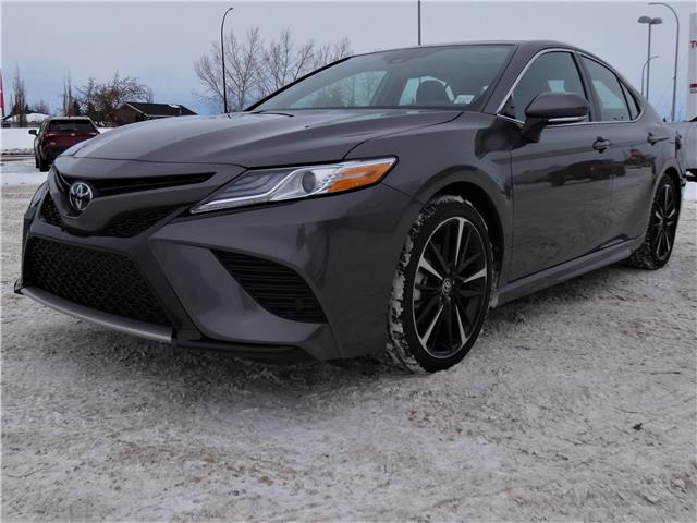 2020 Toyota Camry XSE (Stk: CAL223) in Lloydminster - Image 1 of 18