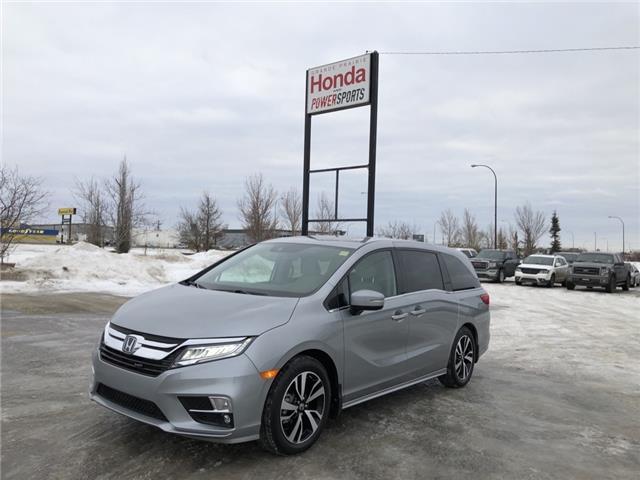 2020 Honda Odyssey Touring (Stk: 20-024) in Grande Prairie - Image 1 of 28