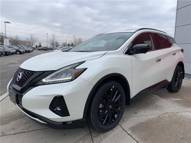 2021 Nissan Murano Midnight Edition (Stk: MC105419) in Bowmanville - Image 1 of 19