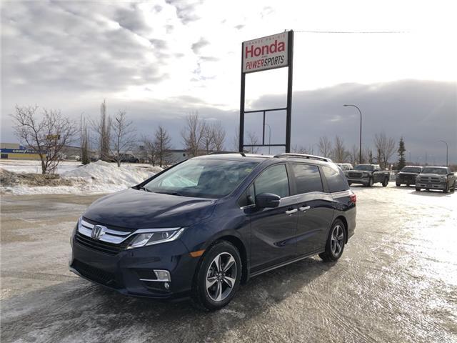 2020 Honda Odyssey EX-L RES (Stk: 20-163) in Grande Prairie - Image 1 of 28