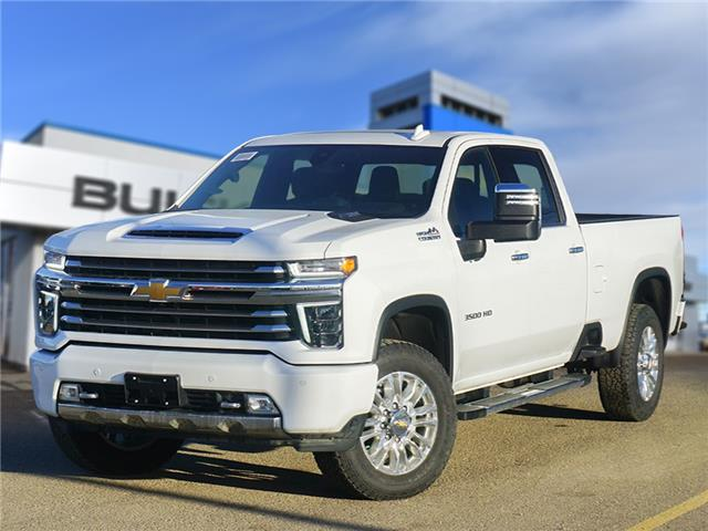2021 Chevrolet Silverado 3500HD High Country (Stk: T21-1760) in Dawson Creek - Image 1 of 15