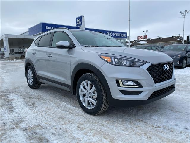 2021 Hyundai Tucson Preferred w/Sun & Leather Package (Stk: 50154) in Saskatoon - Image 1 of 13