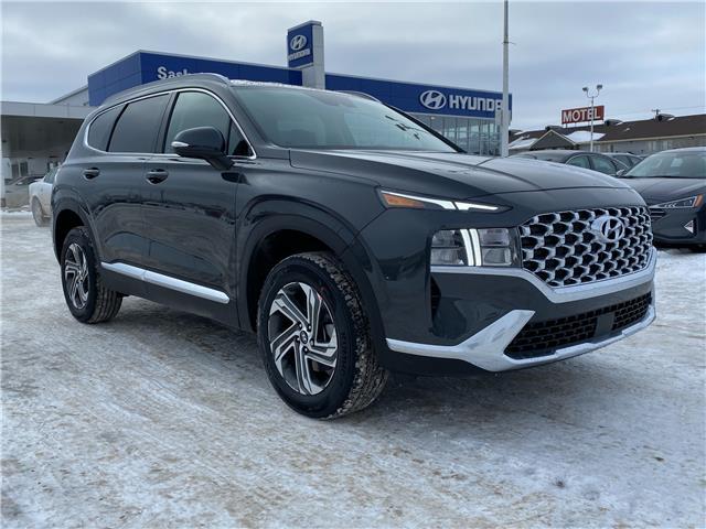 2021 Hyundai Santa Fe Preferred (Stk: 50166) in Saskatoon - Image 1 of 12