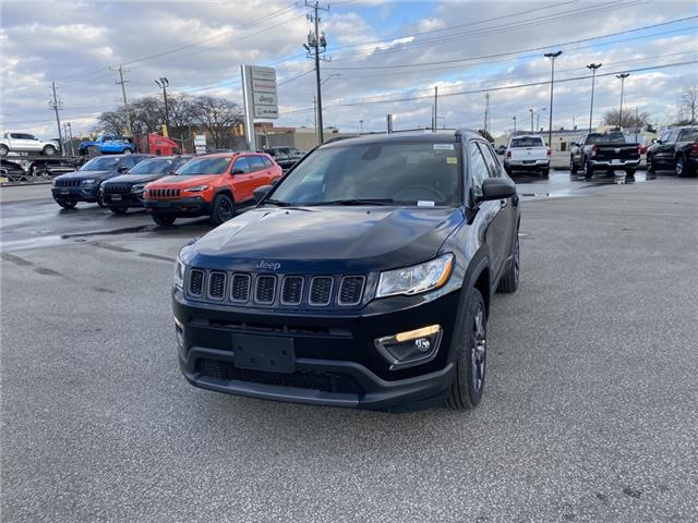 2021 Jeep Compass North (Stk: N04934) in Chatham - Image 1 of 17