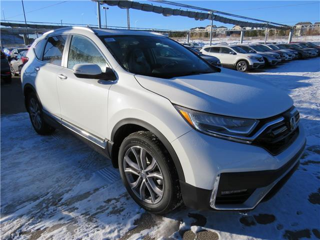 2021 Honda CR-V Touring (Stk: 210079) in Airdrie - Image 1 of 8
