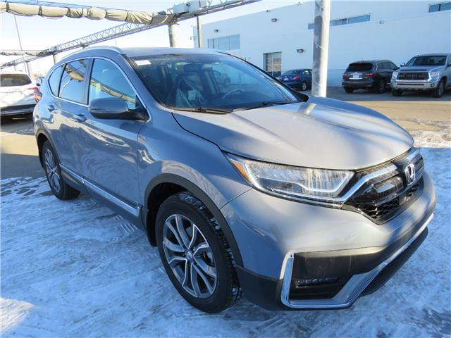 2021 Honda CR-V Touring (Stk: 210051) in Airdrie - Image 1 of 8