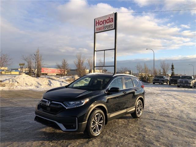 2021 Honda CR-V EX-L (Stk: H14-5187) in Grande Prairie - Image 1 of 26