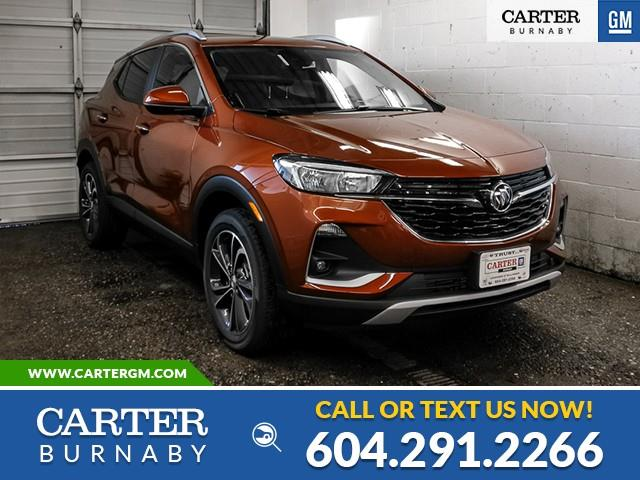 2021 Buick Encore GX Select (Stk: E1-39280) in Burnaby - Image 1 of 11