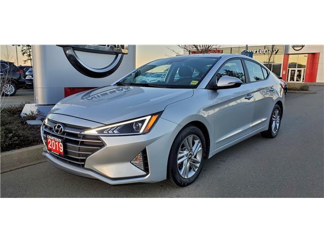 2019 Hyundai Elantra Preferred (Stk: 20AL1269A) in Courtenay - Image 1 of 9