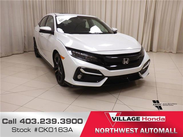 2020 Honda Civic Sport Touring (Stk: CK0163A) in Calgary - Image 1 of 23