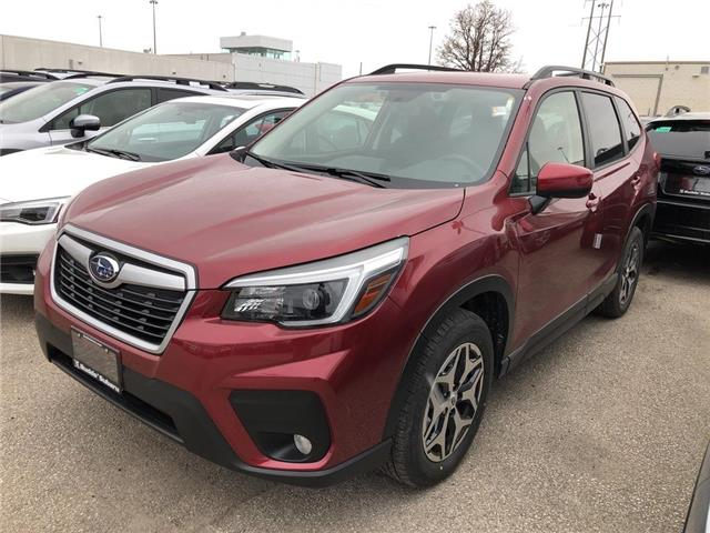 2021 Subaru Forester Convenience (Stk: F21044) in Oakville - Image 1 of 5
