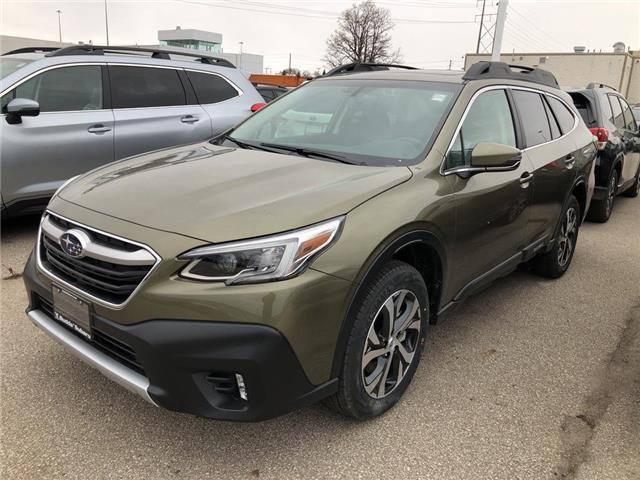 2021 Subaru Outback Limited (Stk: O21021) in Oakville - Image 1 of 5