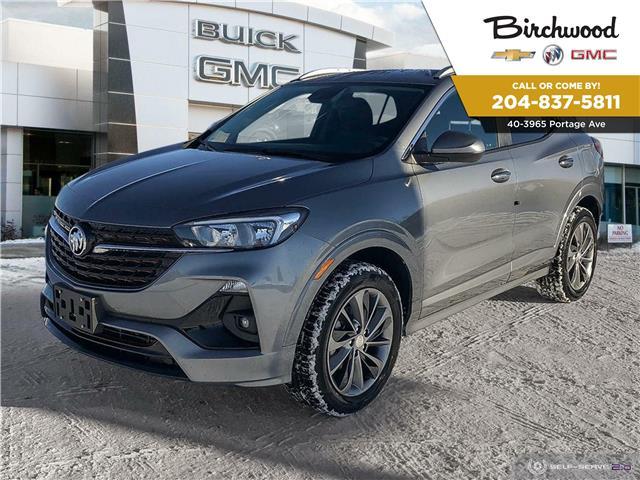 2021 Buick Encore GX Select (Stk: G21424) in Winnipeg - Image 1 of 25