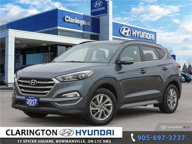 2017 Hyundai Tucson Luxury (Stk: 20653A) in Clarington - Image 1 of 27