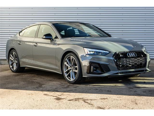 2021 Audi A5 2.0T Progressiv (Stk: N5804) in Calgary - Image 1 of 20