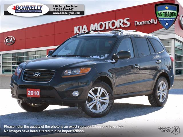 2010 Hyundai Santa Fe Limited (Stk: KV246A) in Ottawa - Image 1 of 27