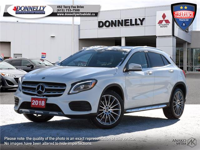 2018 Mercedes-Benz GLA 250 Base (Stk: MU1078) in Kanata - Image 1 of 29