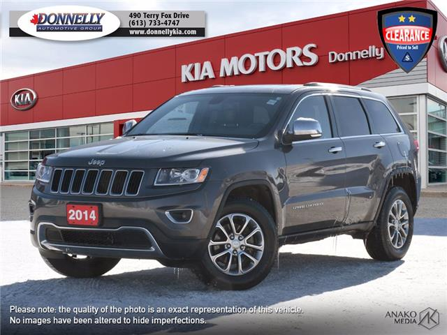 2014 Jeep Grand Cherokee Limited (Stk: KUR2487) in Kanata - Image 1 of 30