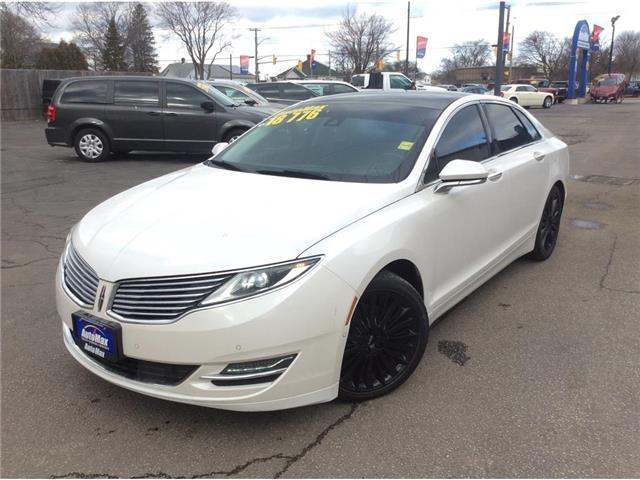 2015 Lincoln MKZ Base (Stk: A9334) in Sarnia - Image 1 of 30