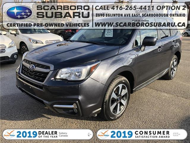 2018 Subaru Forester  (Stk: JH421460) in Scarborough - Image 1 of 16