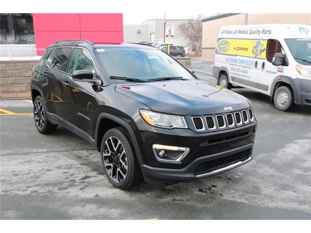 2019 Jeep Compass Limited (Stk: PU1637) in St. John\'s - Image 1 of 2