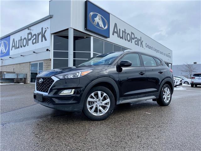 2019 Hyundai Tucson Preferred (Stk: 19-04768RJB) in Barrie - Image 1 of 25