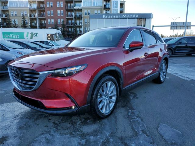 2020 Mazda CX-9 GS-L (Stk: K8205) in Calgary - Image 1 of 19