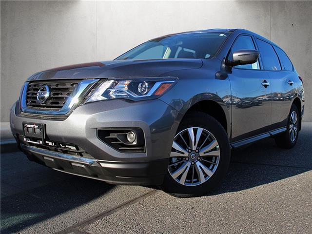2020 Nissan Pathfinder S (Stk: N06-4708) in Chilliwack - Image 1 of 10