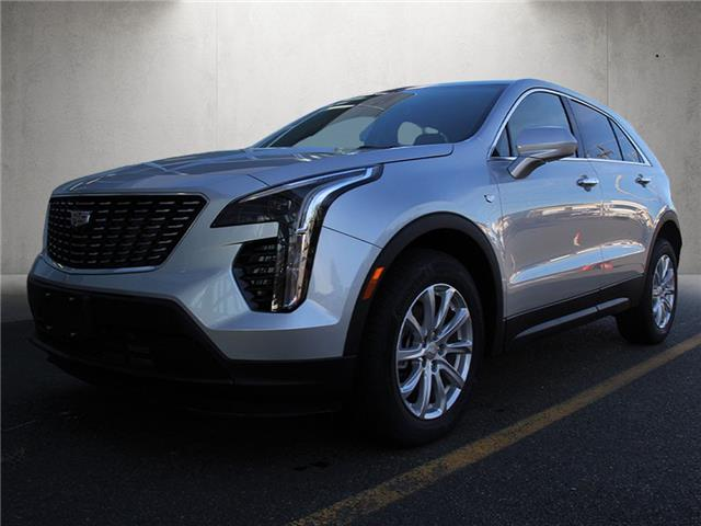 2021 Cadillac XT4 Luxury (Stk: 209-0992) in Chilliwack - Image 1 of 16