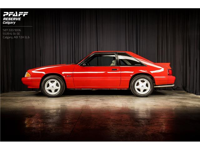 1992 Ford Mustang LX (Stk: VU0544) in Calgary - Image 1 of 21