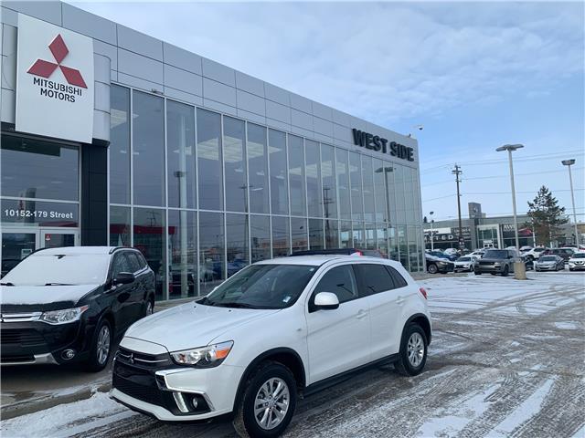2019 Mitsubishi RVR SE (Stk: BM4013) in Edmonton - Image 1 of 21