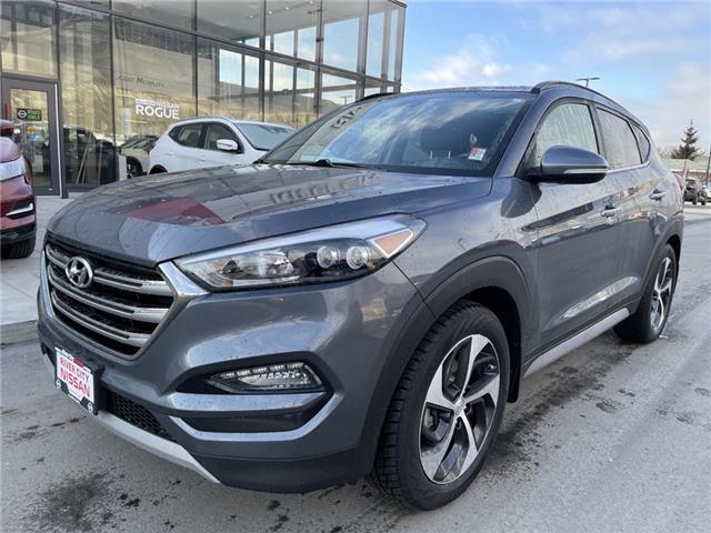 2017 Hyundai Tucson Limited (Stk: UT1558) in Kamloops - Image 1 of 32