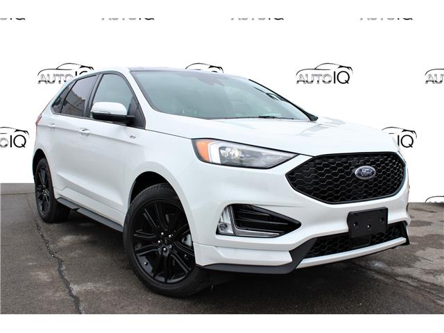 2020 Ford Edge ST Line White