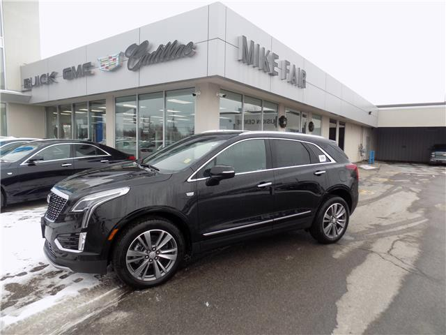 2021 Cadillac XT5 Premium Luxury (Stk: 21149) in Smiths Falls - Image 1 of 14