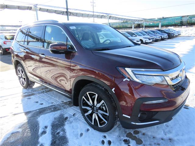 2021 Honda Pilot Touring 7P (Stk: 210089) in Airdrie - Image 1 of 8