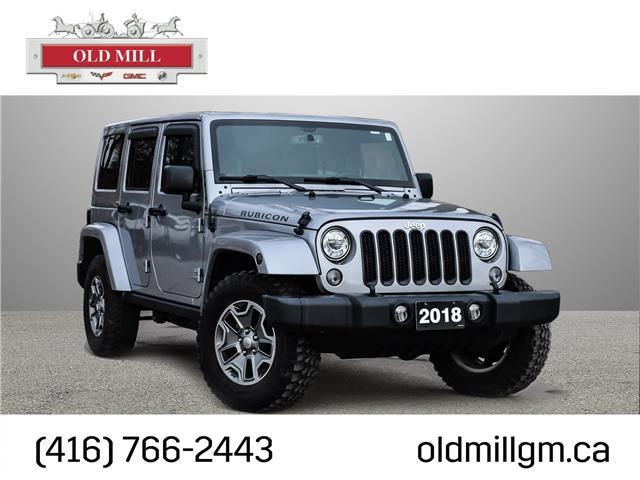 2018 Jeep Wrangler JK Unlimited Rubicon (Stk: 817072U) in Toronto - Image 1 of 21
