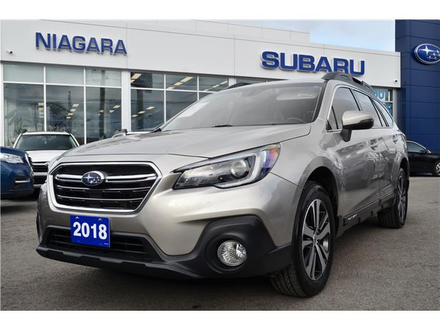 2018 Subaru Outback 2.5i Limited (Stk: Z1826) in St.Catharines - Image 1 of 27
