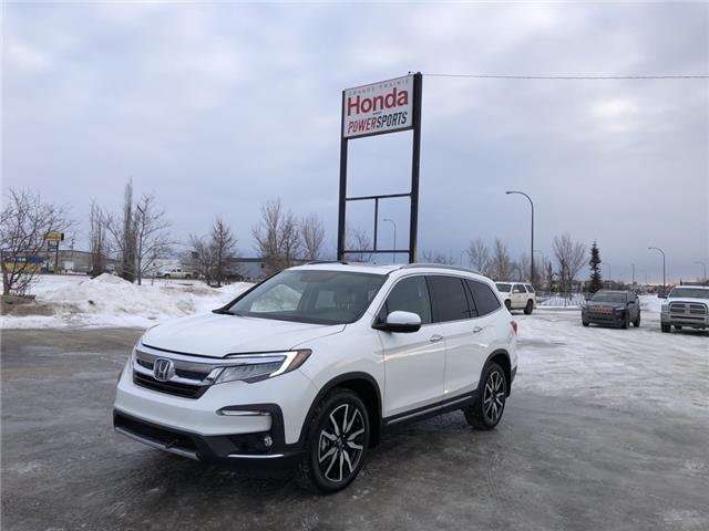 2019 Honda Pilot Touring (Stk: 19-169) in Grande Prairie - Image 1 of 29