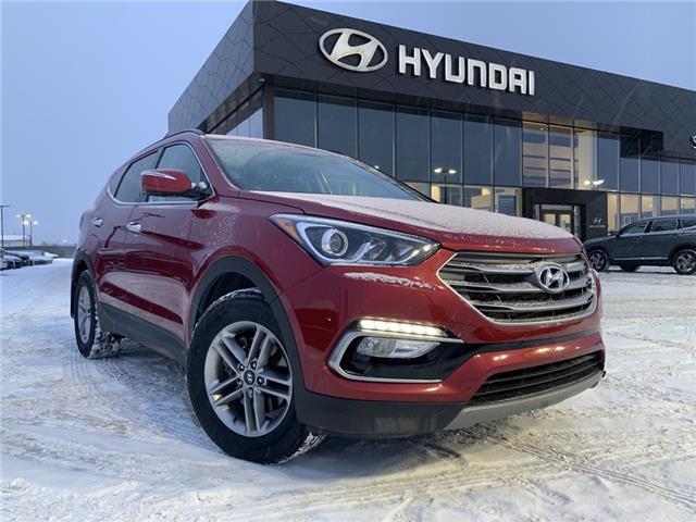 2018 Hyundai Santa Fe Sport 2.4 Premium 5XYZUDLB4JG517085 40158A in Saskatoon