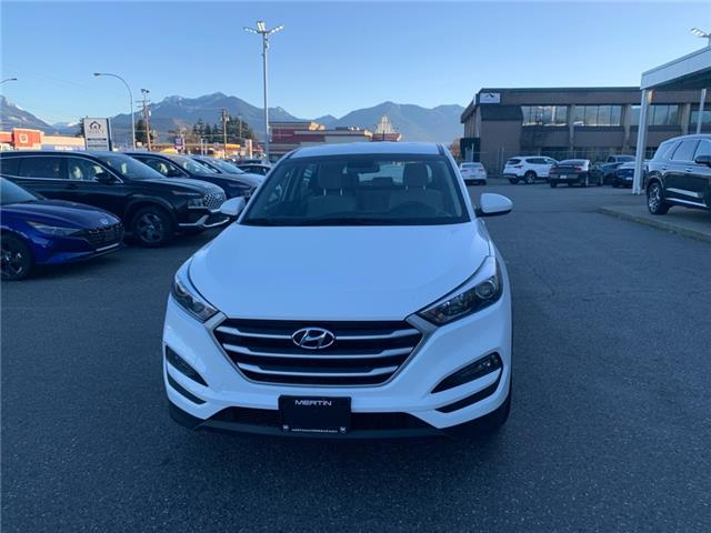 2017 Hyundai Tucson Base (Stk: HB6-5307A) in Chilliwack - Image 1 of 7